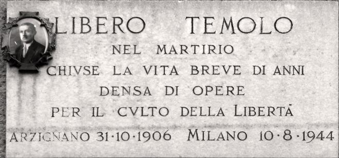 VIA CASORETTO 40 TEMOLO LIBERO