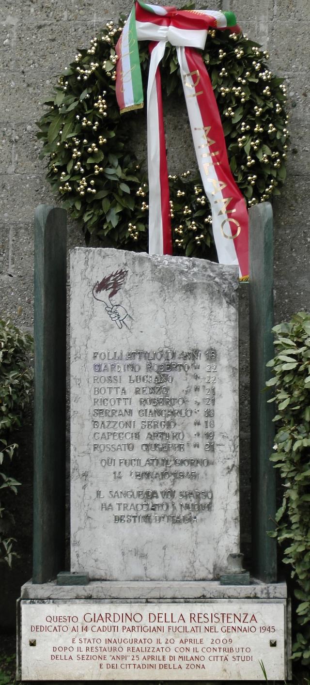 via Ponzio 34 Campo Giuriati