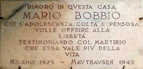 Mario Bobbio