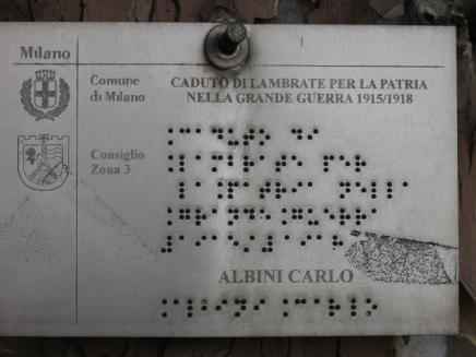 ALBINI CARLO