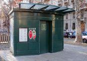 WC di via Morgagni