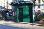 WC di via Benedetto Marcello