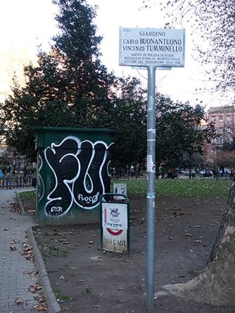 Piazzale Gobetti