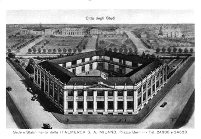 la sede della Italmerck
