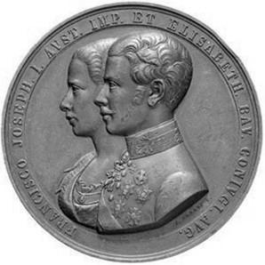 moneta 1857 francesco giuseppe milanow