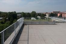 Vista del terrazzo da altra angolazione
