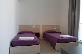 I due letti dell'appartamentino