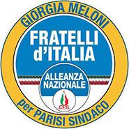 Fratelli d'Italia - Parisi sindacow