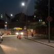 via Bertolazzi è stata riaperta al traffico. Da via Pini verso via Rodano è senso unico.