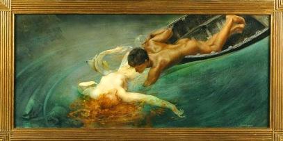 La Sirena di Giulio Aristide Sartorio