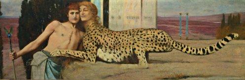 Carezze di Ferdinand Khnopff