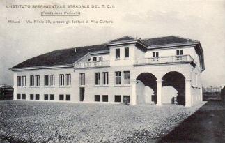 listituto-sperimentale-stradale-del-tci-fondazione-puricelli-nel-1922-ledificio-tuttora-esistente-si-affaccia-col-retro-su-via-mangiagalli-14