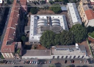 La ex sede del CNR vista da via Poggi