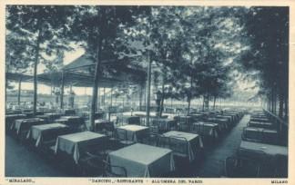 05 Dancing ristorante all'ombra del parco