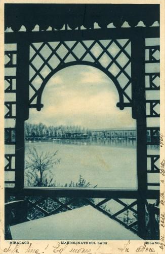 09 Mandolinate sul lago