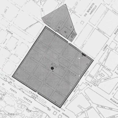 Planimetria-del-Lazzaretto-e-del-cimitero-urbano-di-San-Gregow