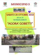 20181020 Agorà Gobetti