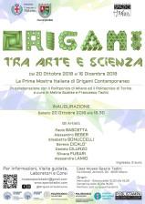 20181020 Mostra origami