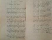 07 Lettera manoscritta