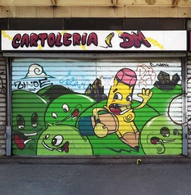 Via Benedetto Marcello angolo via Lecco 22