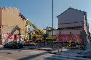 La demolizione di via Durazzo 2